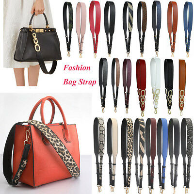 e9c63e2eb1 Adjustable Faux Leather Handbag Cross Body Shoulder Bag Strap Handle  Replacement