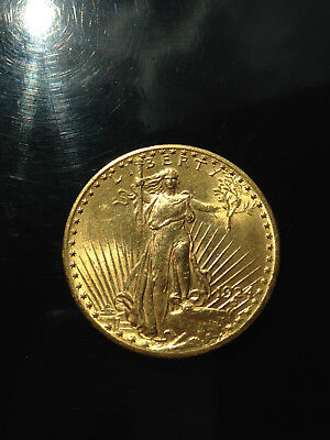 1924 St. Gaudens $20 Gold Double Eagle