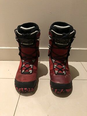 Ride Snowboard Boots Size US 10
