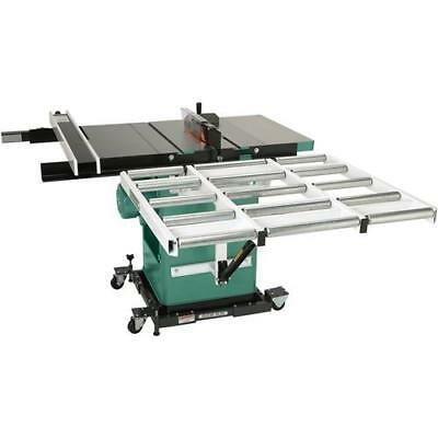 """G1317 37"""" Outfeed Roller System For Table Saws"""