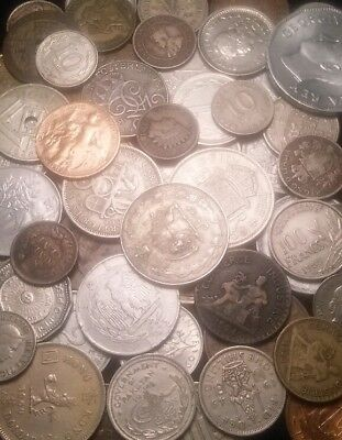 Great Old Coins! (Mix Of 12+?)50Years! Or Older! *world/foreign/u.s.?*coin Lot!