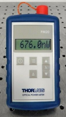 G149789 Thorlabs PM20 Optical Power Meter
