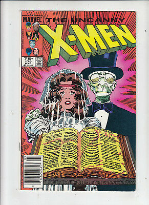 The Uncanny X-Men #179 75 Cent Canadian Newsstand Price Variant VF