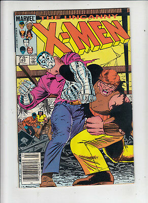 The Uncanny X-Men #183 75 Cent Canadian Newsstand Price Variant GD