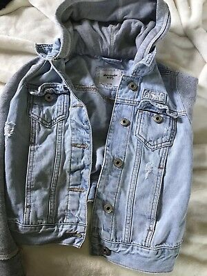 Abercrombie Fitch Girls Jean Jacket 9/10 in excellent condition