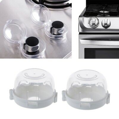 2Pcs Infant Child Safety Switch Cover Gas Stove Knob Protective Cover Baby Care