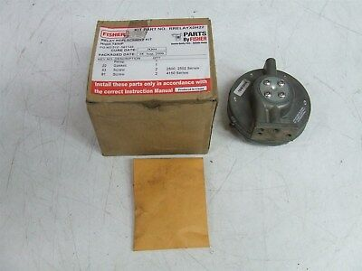 New Unused In Box! Fisher Emerson Relay Replacement Kit Rrelayx0H22 Ser. 2500++