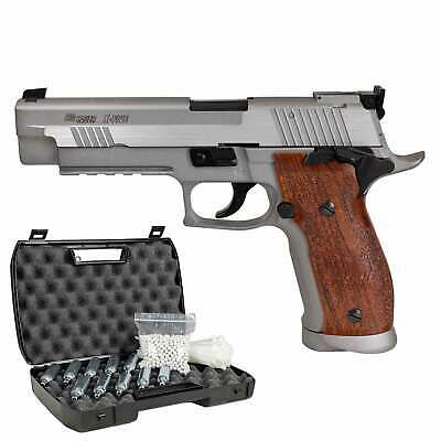 Sig Sauer P226 X-Five Stainless Metall Softair-Co2-Pistole 6 mm BB >0,5 J(P18)