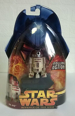 """Star Wars - R4-P17 """"Rolling Action"""" - ROTS - OVP - *MINT*"""