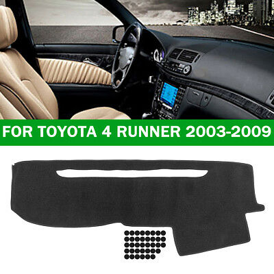 Car Dashboard Dashmat Cover Dash Mat Cover Pad For Toyota 4 Runner 2003-2009