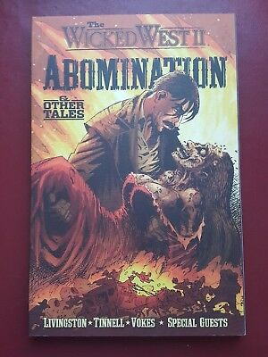 The Wicked West II - Abomination & Other Tales -  Comic Graphic Novel Book