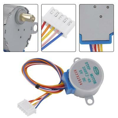 5pcs/set DC 5V 4-Phase 5-Wire Stepper Motor Micro Reduction Stepping Motor New