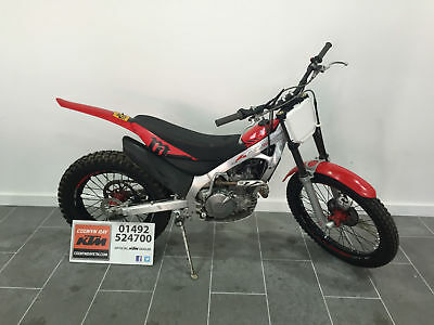 2015 Montesa 4RT 260, Trials, Trails, High Seat Included, Off Road, 260cc