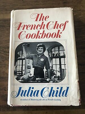 The French Chef Cookbook By Julia Child