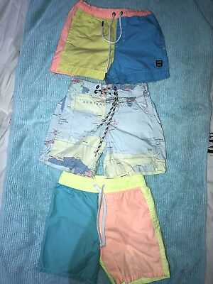 Board Shorts Child Boy Or Girl Size 4 / 5 Country Road And Indie