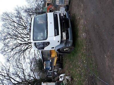 Dad lf 55 chassis and cab