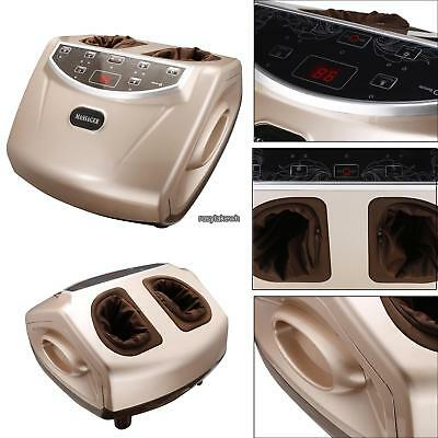 Comfy Deep Kneading Shiatsu Foot Feet Massager with Heat 01