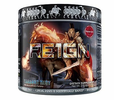 Olympus Labs RE1GN Pre-Workout Focus & Energy REIGN - 20 Servings PICK FLAVOR