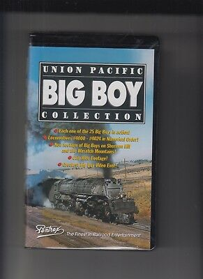 US-Video: UNION PACIFIC BIG BOY COLLECTION, 95 Minuten