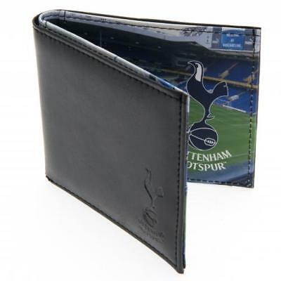 Tottenham Hotspur F.C. Leather Panoramic Wallet - Official Merchandise