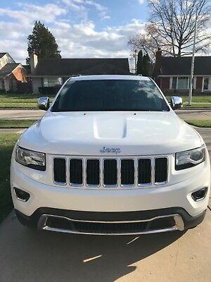 2014 Jeep Grand Cherokee  2014 Jeep Grand Cherokee Limited Luxury 2 Package