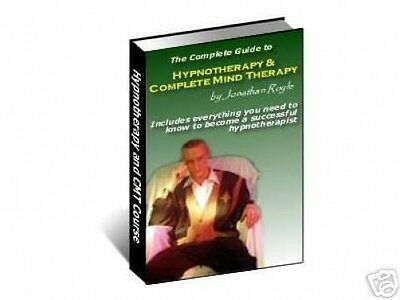 SECRETS OF HYPNOTHERAPY Complete Professional Hypnosis Training Course Study CD