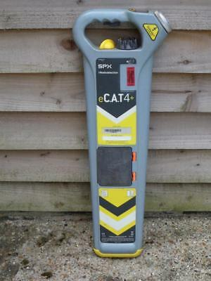 SPX Radiodetection  e C.A.T4+ Strike Alert . Cat  Cable Avoidance Tool,