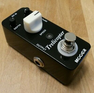 mooer trelicopter tremolo inkl. OVP