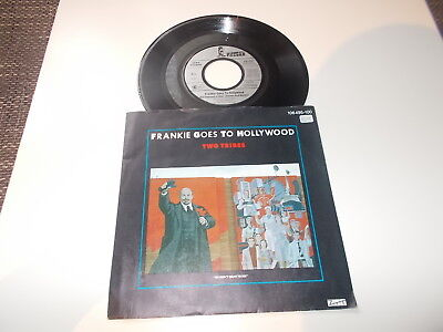Frankie goes to Hollywood Two Tribes / We don´t want to die 1984 Island 106495