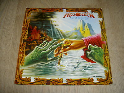 "LP Helloween ""Keeper of the Seven Keys Part II"" von 1987 ***TOP***"