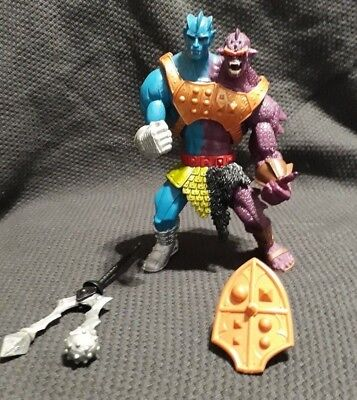 Masters of the Universe MOTU He-Man 200X - Two Bad