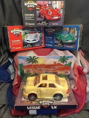 Chevron Collectible Toy Cars Lot