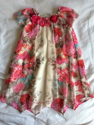 Monsoon Baby Girls Party Dress Age 18-24 Months VGC