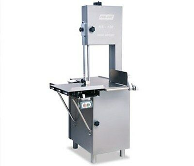 Heavy Duty New Butcher Meat Band Saw Heavy 3 Hp, 220 Volt/ 3 Phase Electric