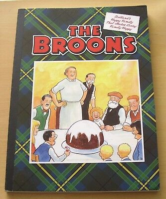 The Broons Annual 2016 Scotland