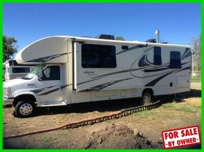 2017 Jayco Greyhawk 29ME 32' Class C Motorhome Ford V10 Gas Blue Ox Tow COLORADO