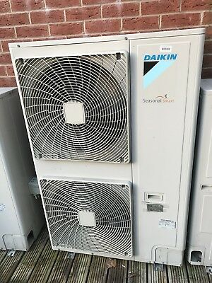 Daikin Seasonal Smart RZQG125L7Y1B Outdoor Air Conditioning Heat pump R410A 2013