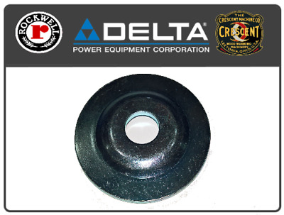 "Delta Rockwell Unisaw Table Saw Arbor Flange Washer 5/8"" New"