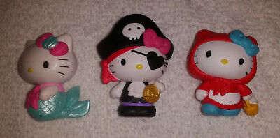 HELLO KITTY - Series 1 Costume Collection Mystery Mini Figures - PICK 3 LOT