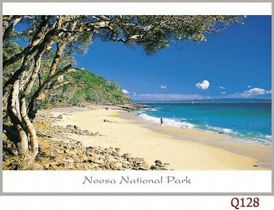 Queensland Postcards 28 Pack, Noosa Heads, Fraser Island, Brisbane, Mooloolaba