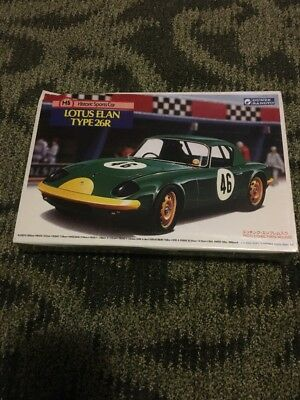 Gunze Sangyo Lotus Elan Type 26R 1/24 Sealed Box