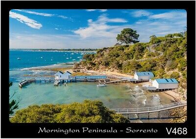 10 postcards of Sorrento, Portsea, Arthurs Seat and Mornington Peninsula
