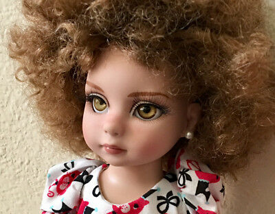 Tonner Patsy a Vision in Velvet doll with eyes in hazel ~ Trixie's pal