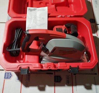 Milwaukee 6370-21 8 in. 15 Amp 3,700 RPM Metal Cutting Saw with Case