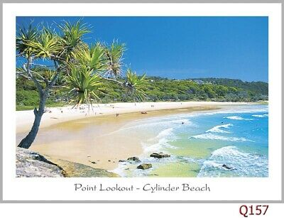 10 Postcards collection of North Stradbroke Island by Banksia Images