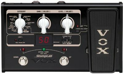 Houseware VOX StompLab SL2G Modeling Guitar Multi Effects Pedal MA