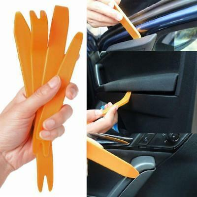 Plastic Car Audio Door Clip Panel Trim Dash Auto Radio Renival Pry Tool Kit CA