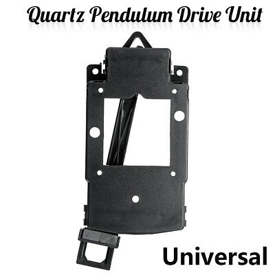 Quartz Pendulum Drive Unit Module Fits All Standard Movements Clock Making Repai