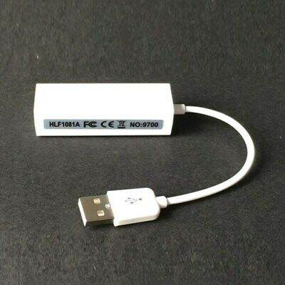 USB 2.0 to RJ45 Ethernet Lan Network Adapter Card For Android PC Laptop Mac
