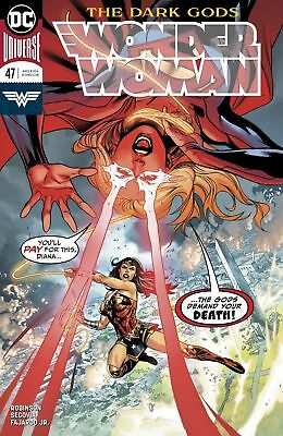 Dc Rebirth Wonder Woman #47 First Print